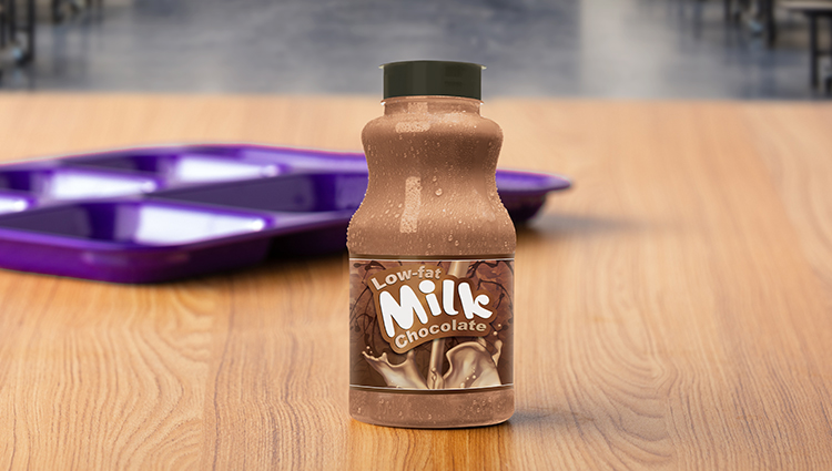 Why You Should Want 1% Flavored Milk in Your School