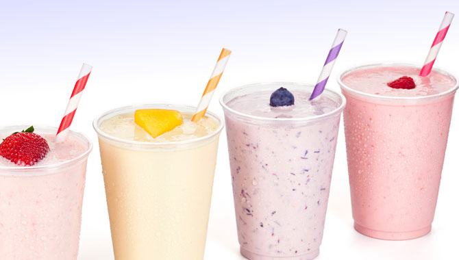 Fast Food Restaurants With Smoothies