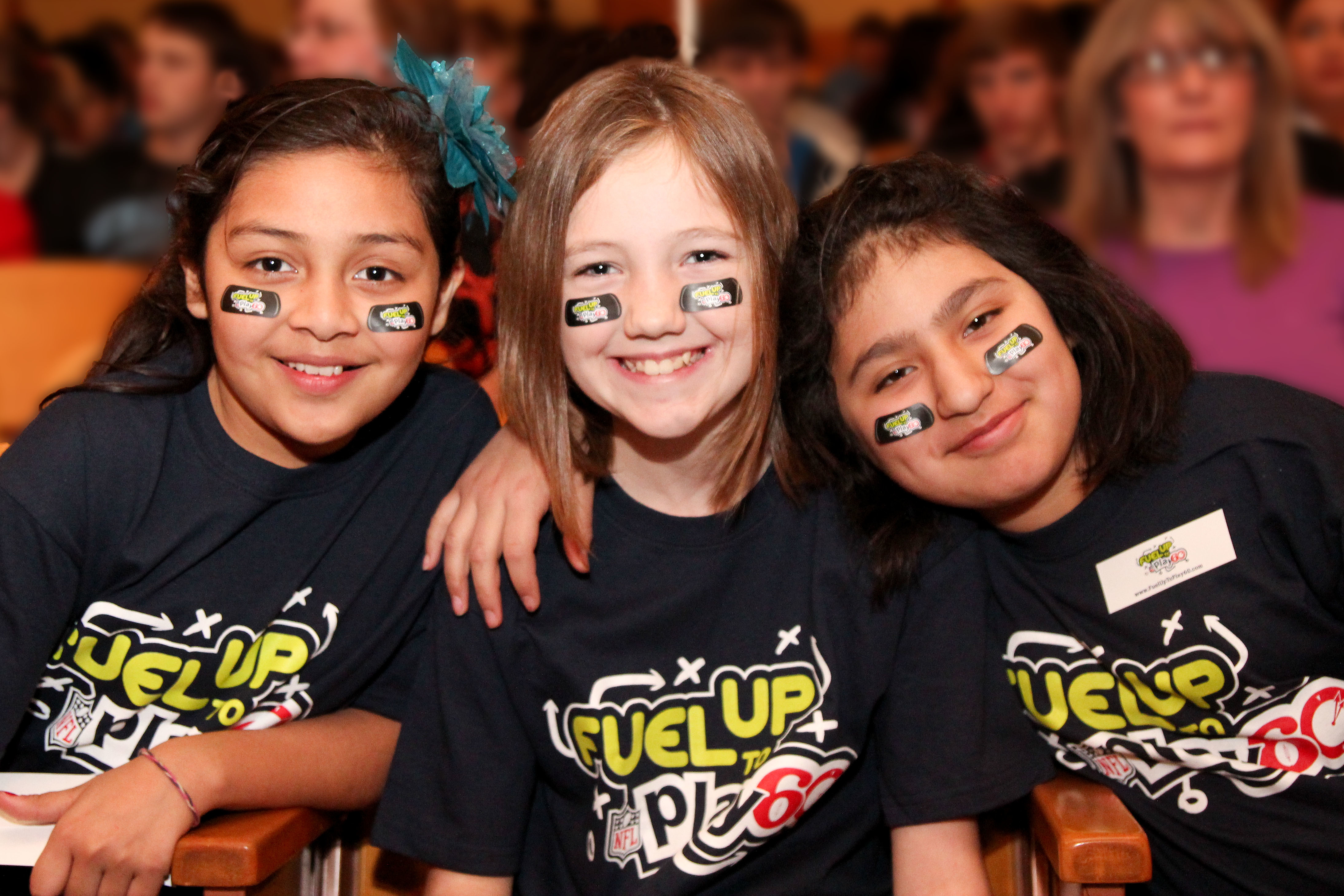 GENYOUth Raises Funds for Fuel Up to Play 60