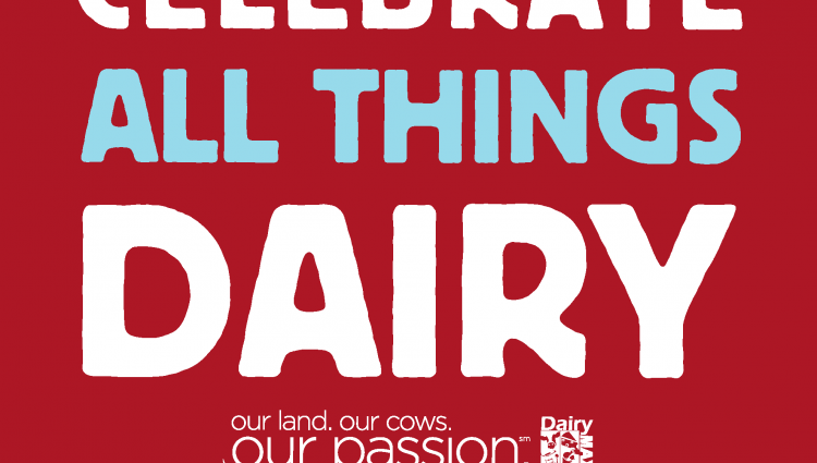 Dairy MAX Celebrates National Dairy Month