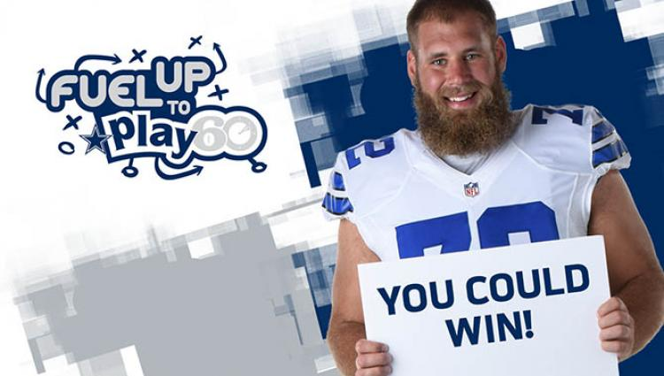 Dallas Cowboys VIP Contest
