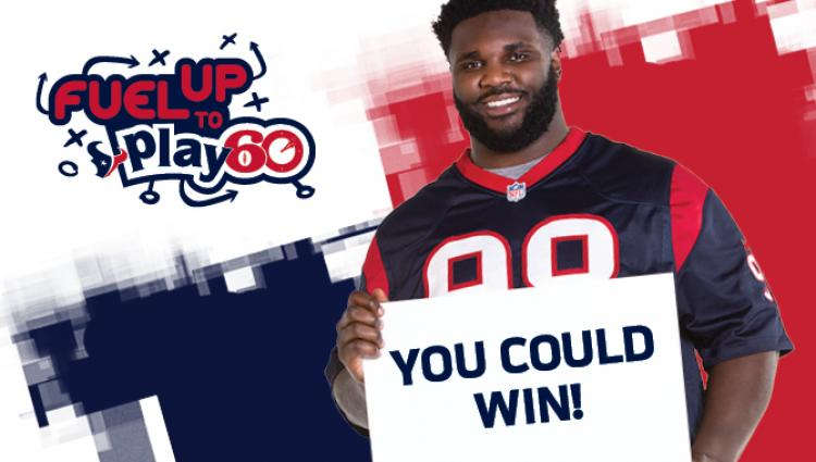 Houston Texans VIP Contest